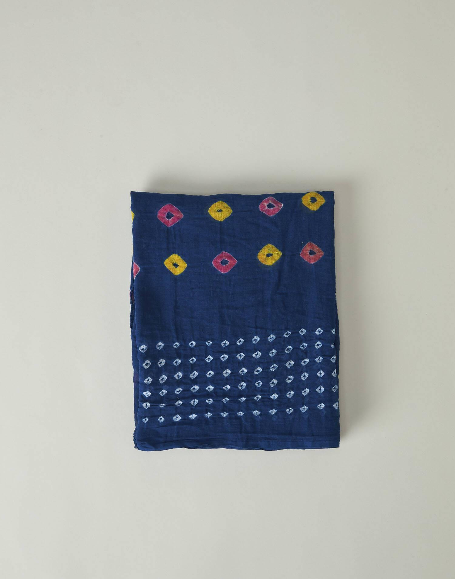Bandhani foulard