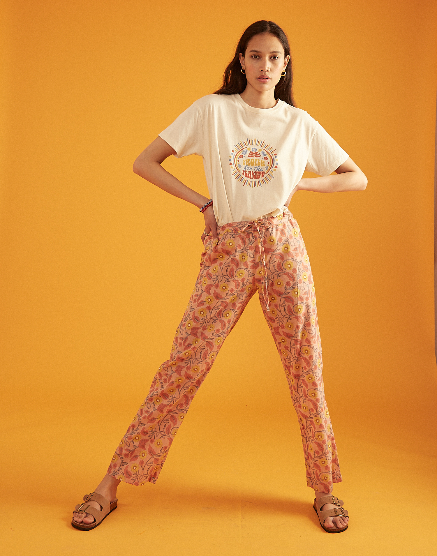 Indi cotton pant