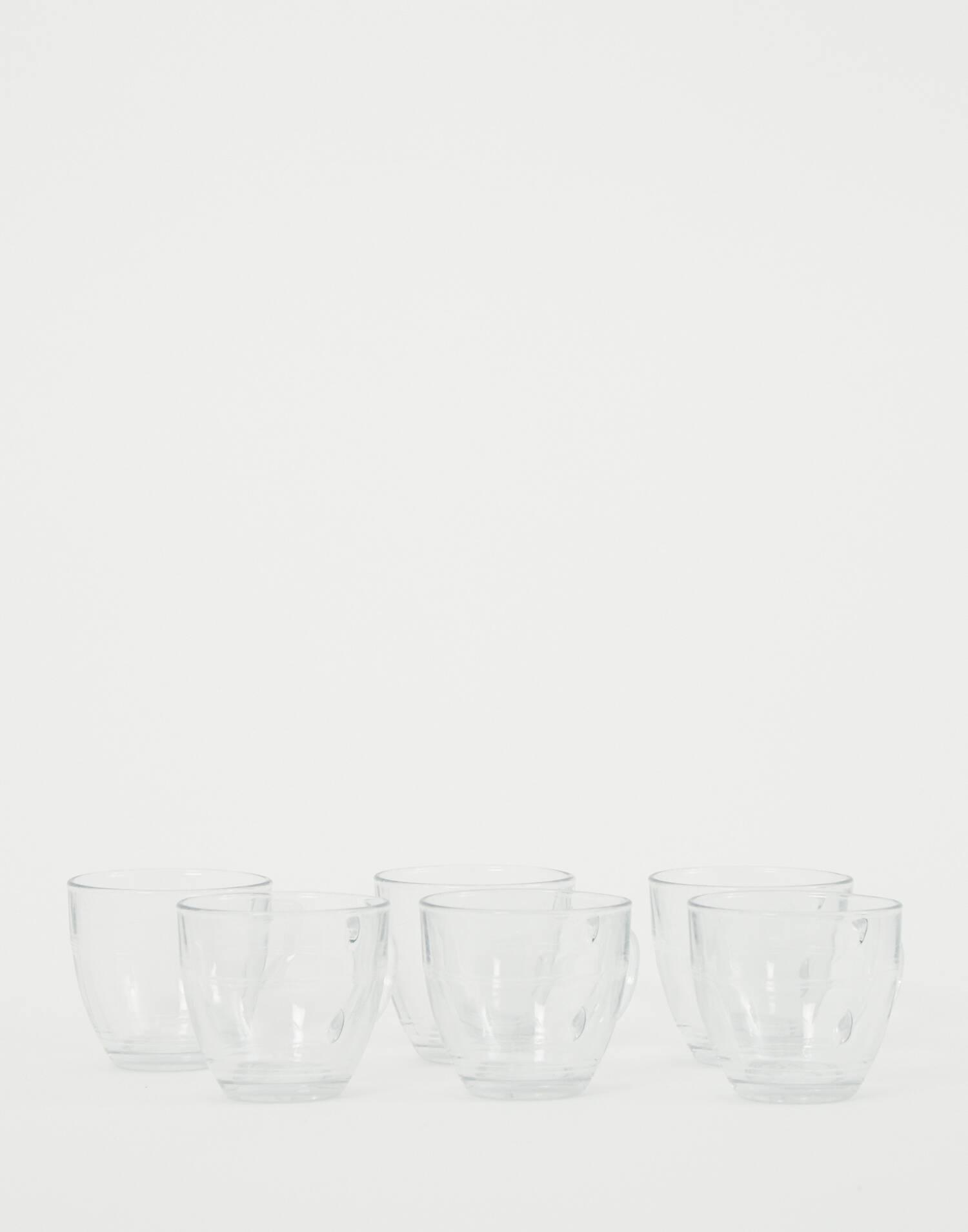 6-piece cup set