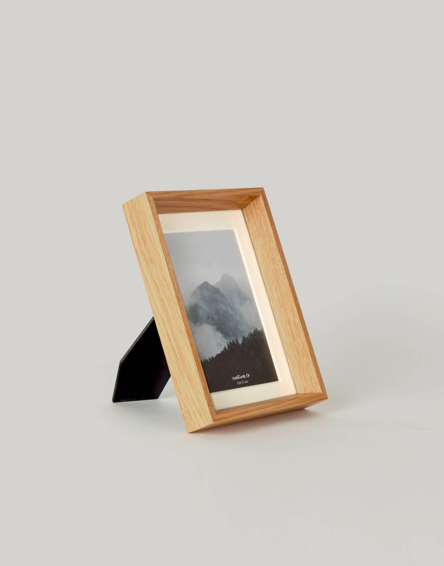 Oak photo frame 10*15