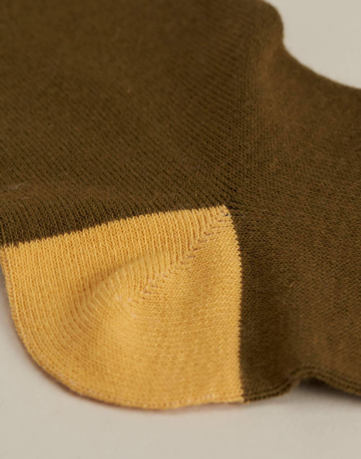 Set of 2 socks allover & omm