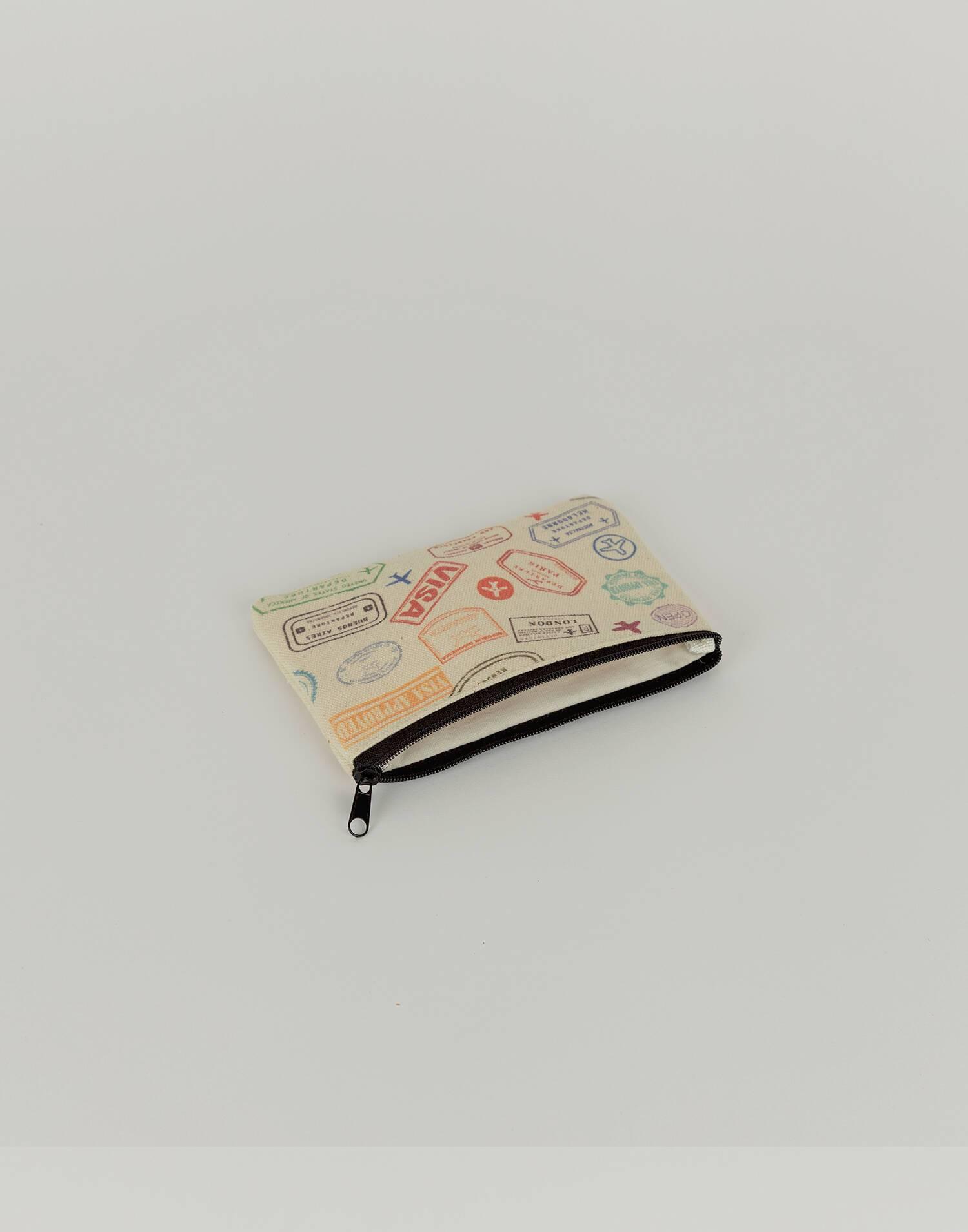 Visa coin purse