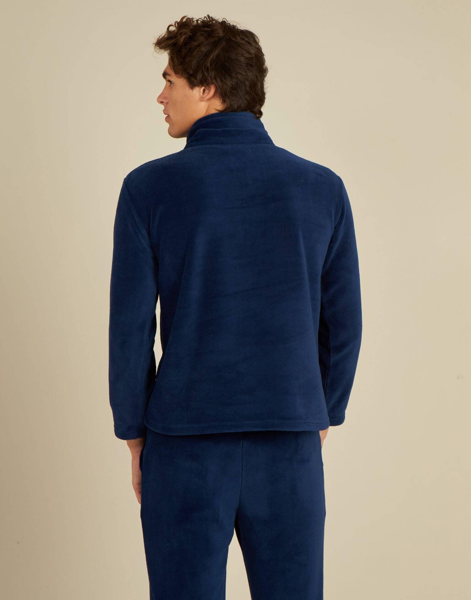 Men's fleece sweatshirt