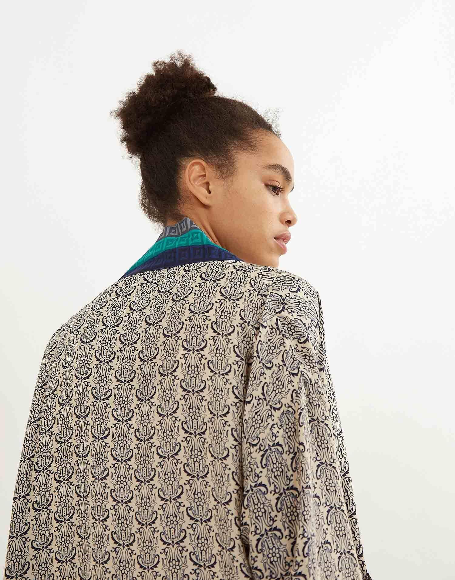 Kimono sello seda
