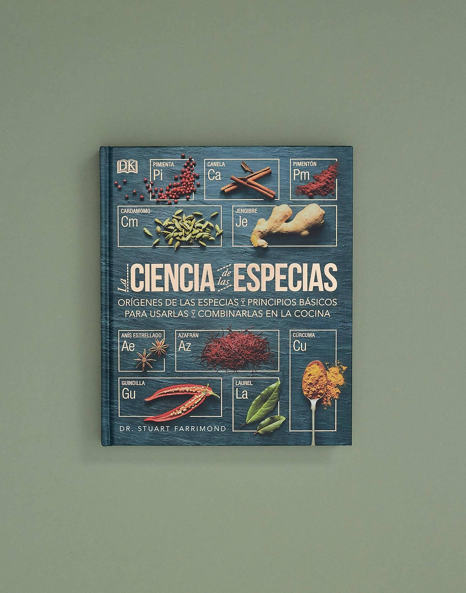 La ciencia de las especias
