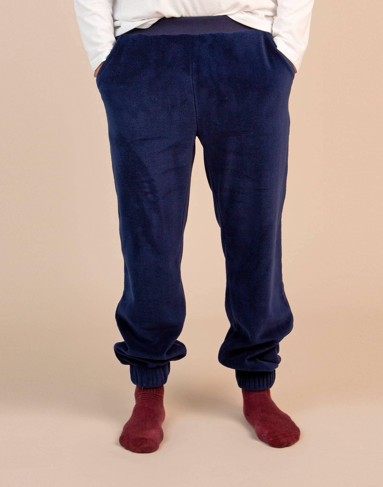 Pantalón fluffy hombre