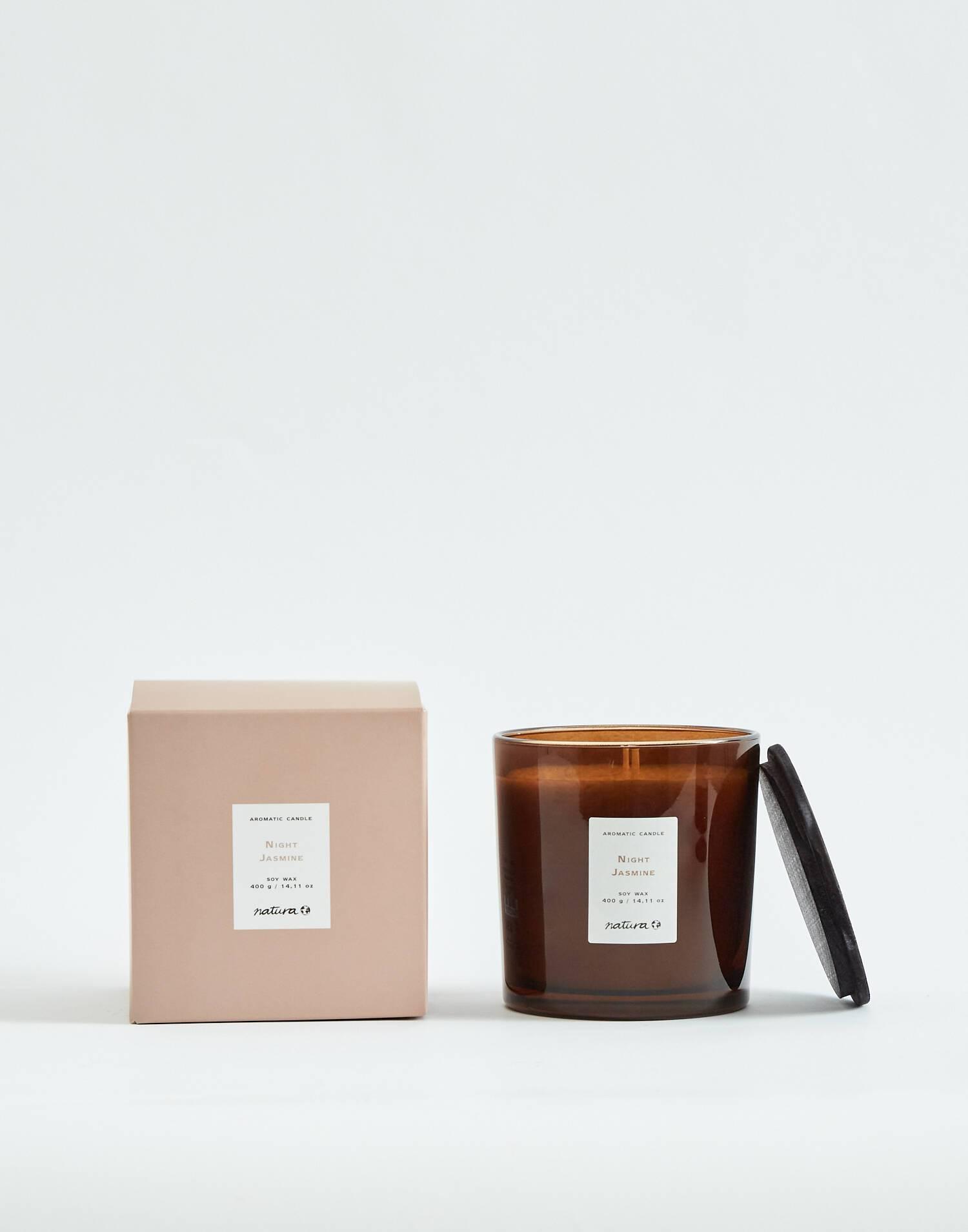 Vela de soja perfumada 400gr
