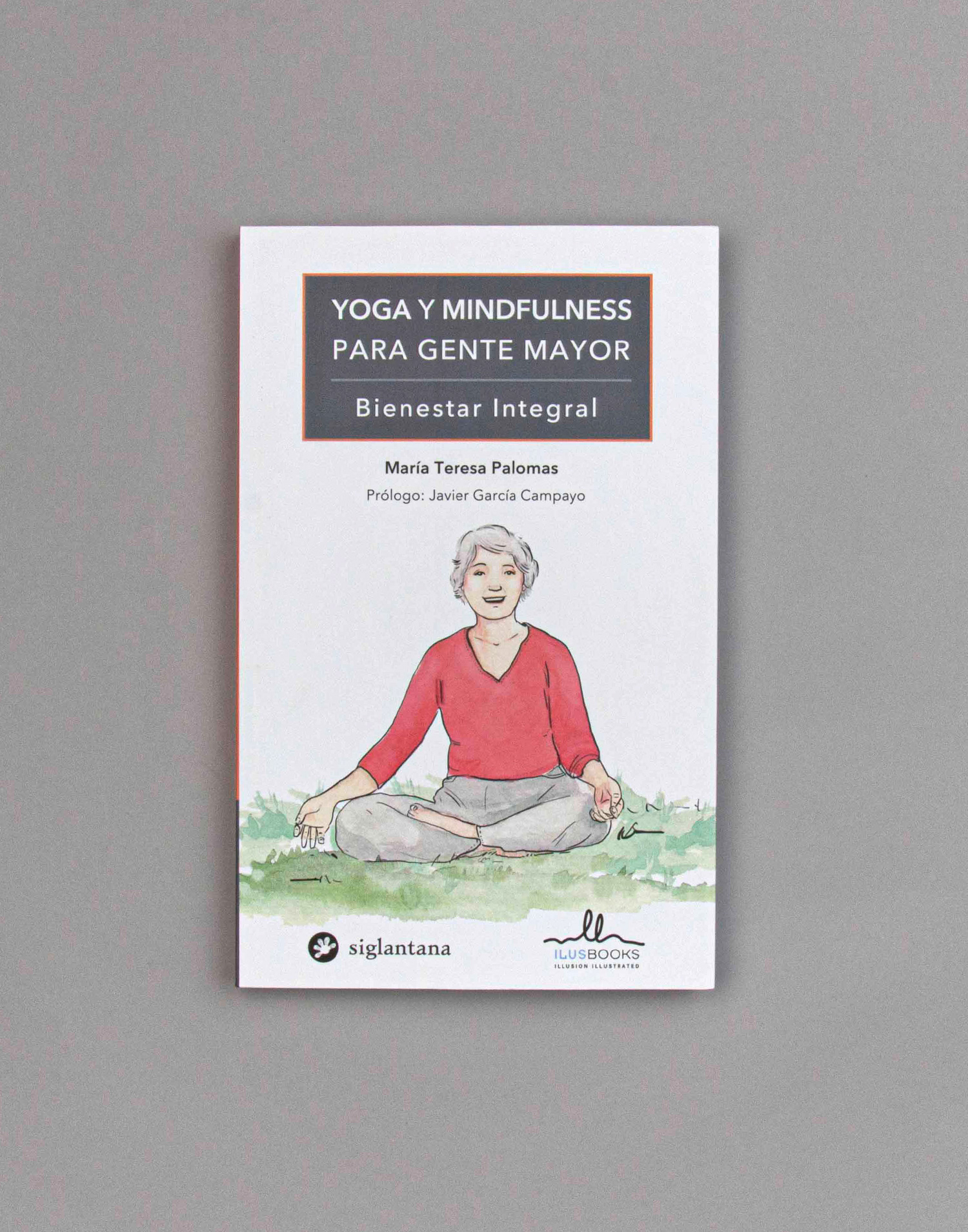 Yoga y mindfulness para gente mayor