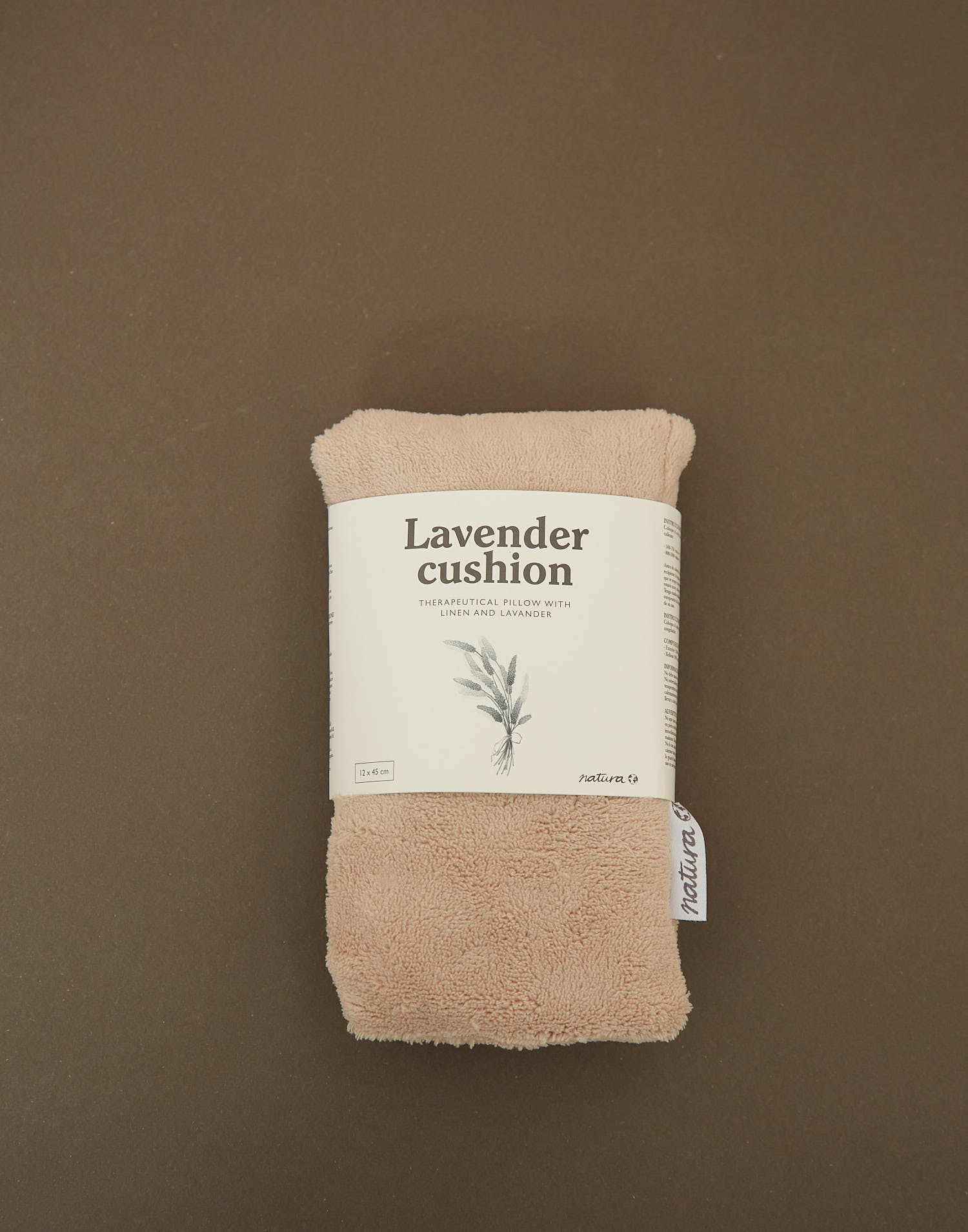 Lavender therapy pillow