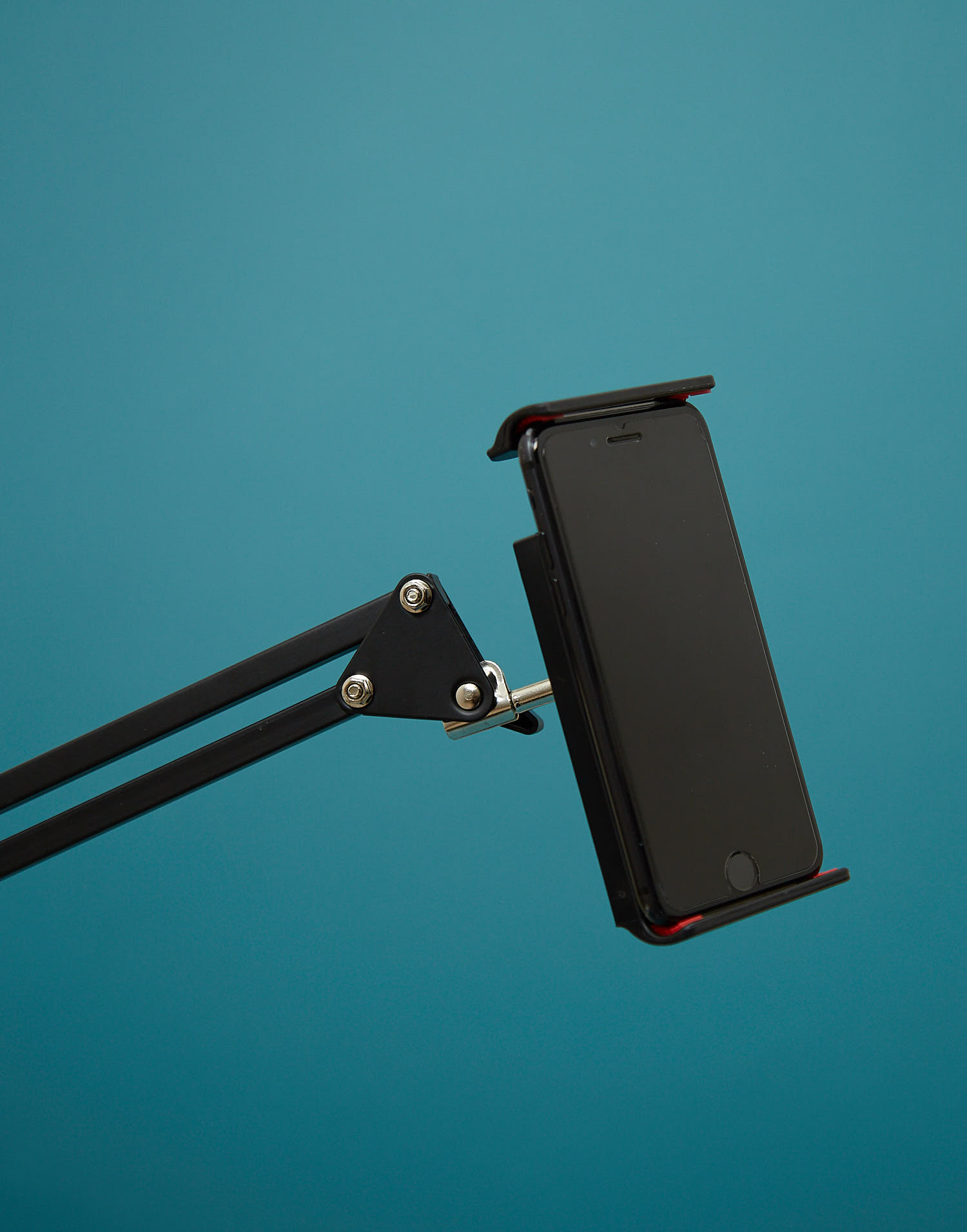 Phone and tablet flex mount