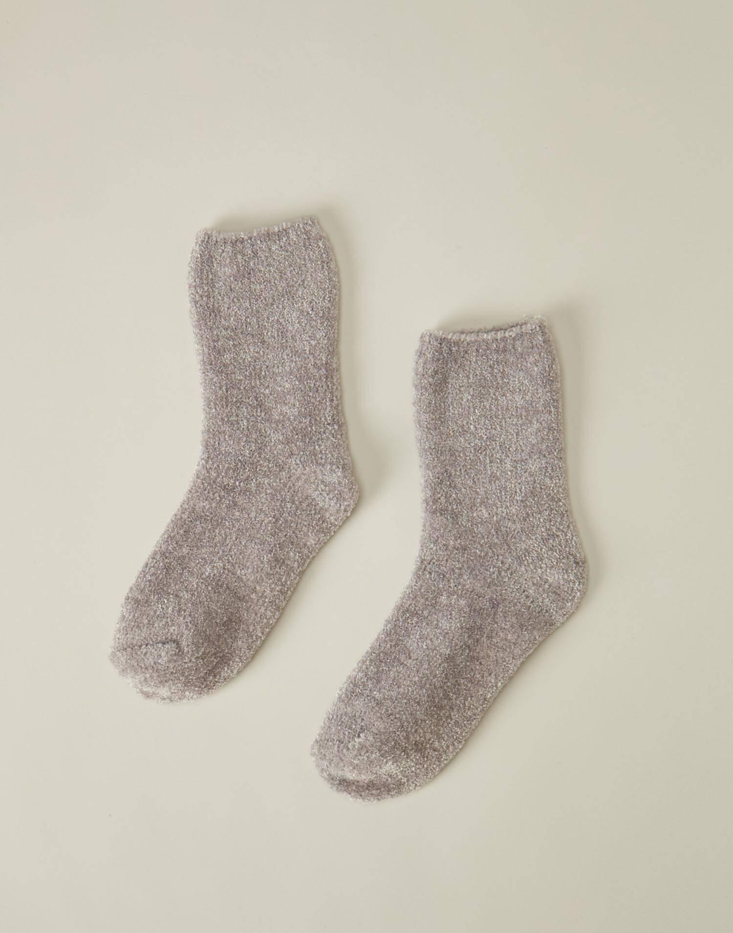 Thick fleece socks