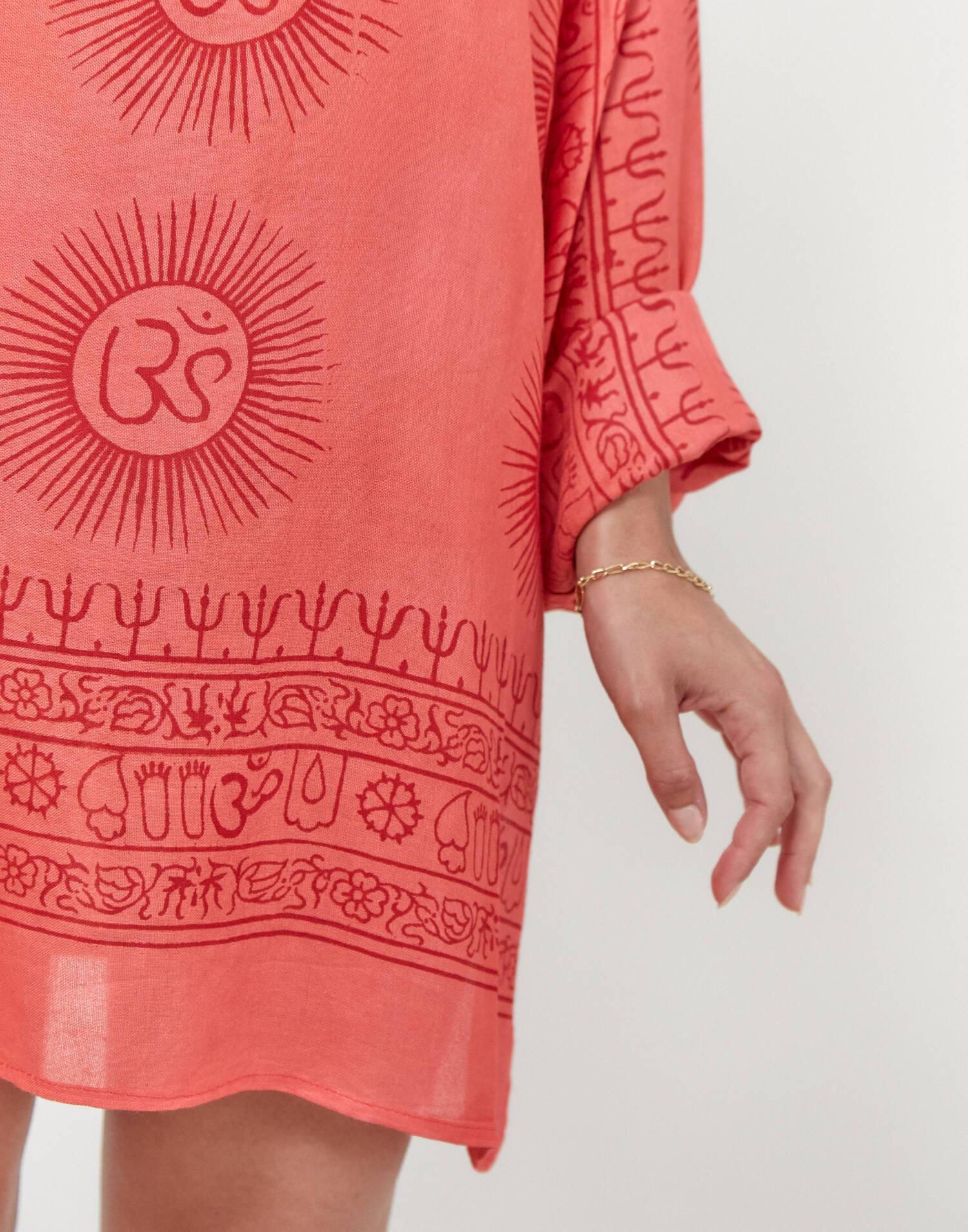 Sanskriti tunic dress