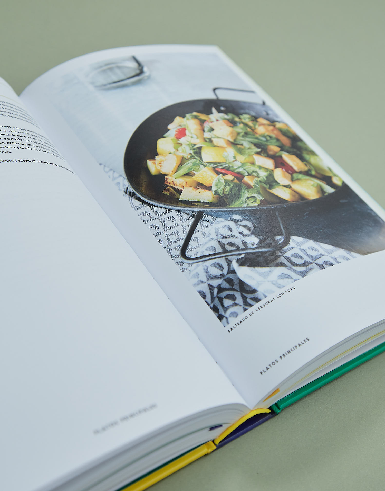 Cocina vegana - gastronomia