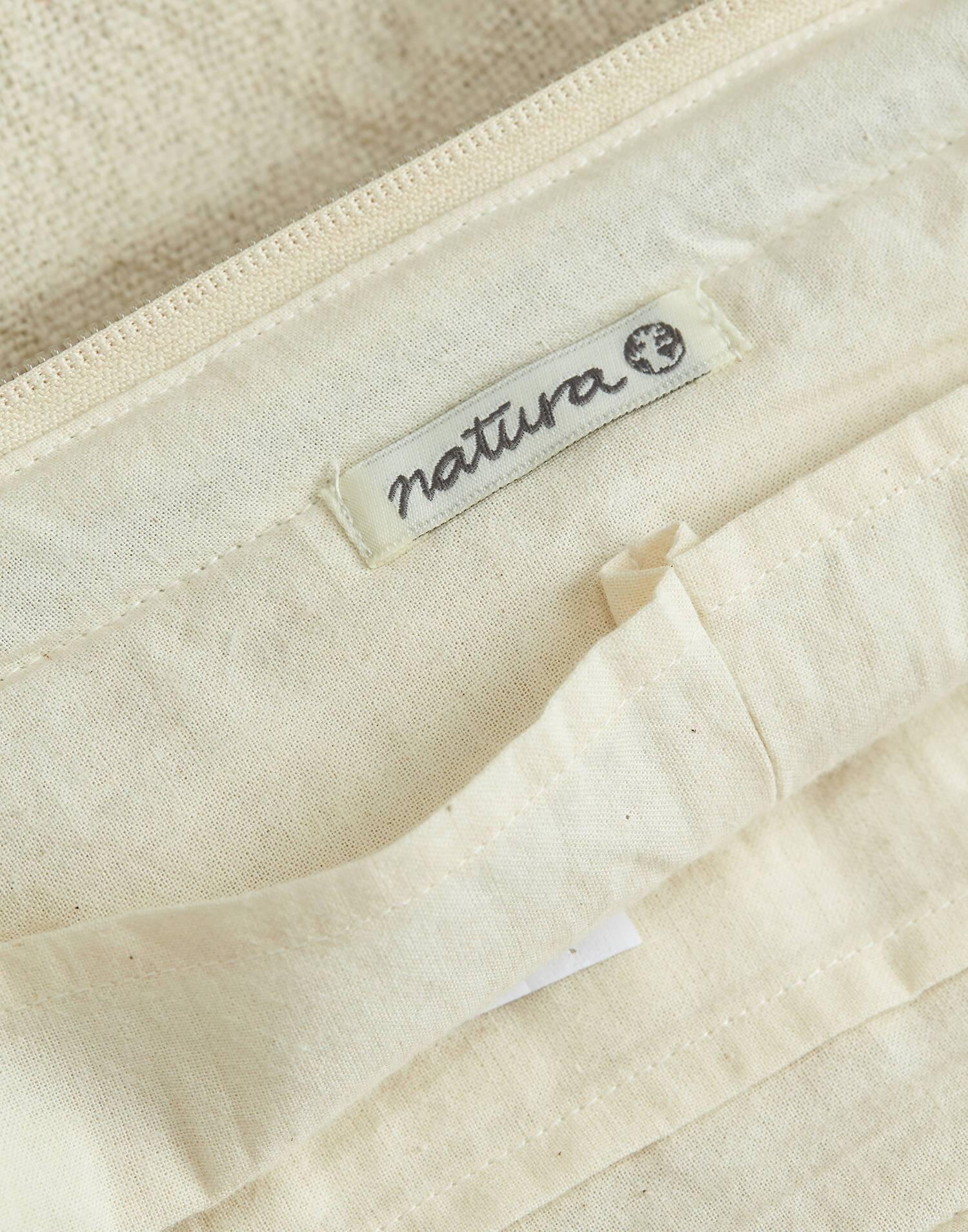 Stripe cotton case
