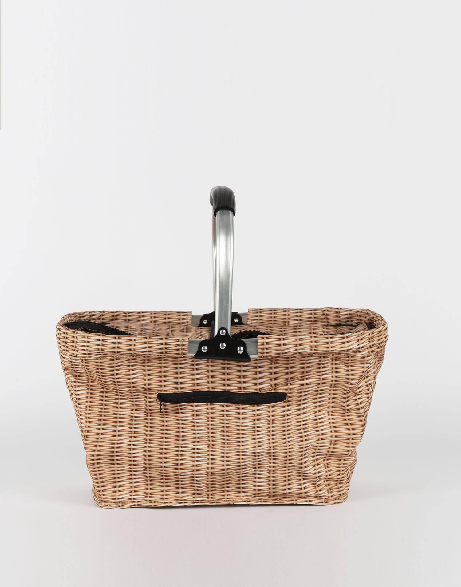 Cesta picnic cooler