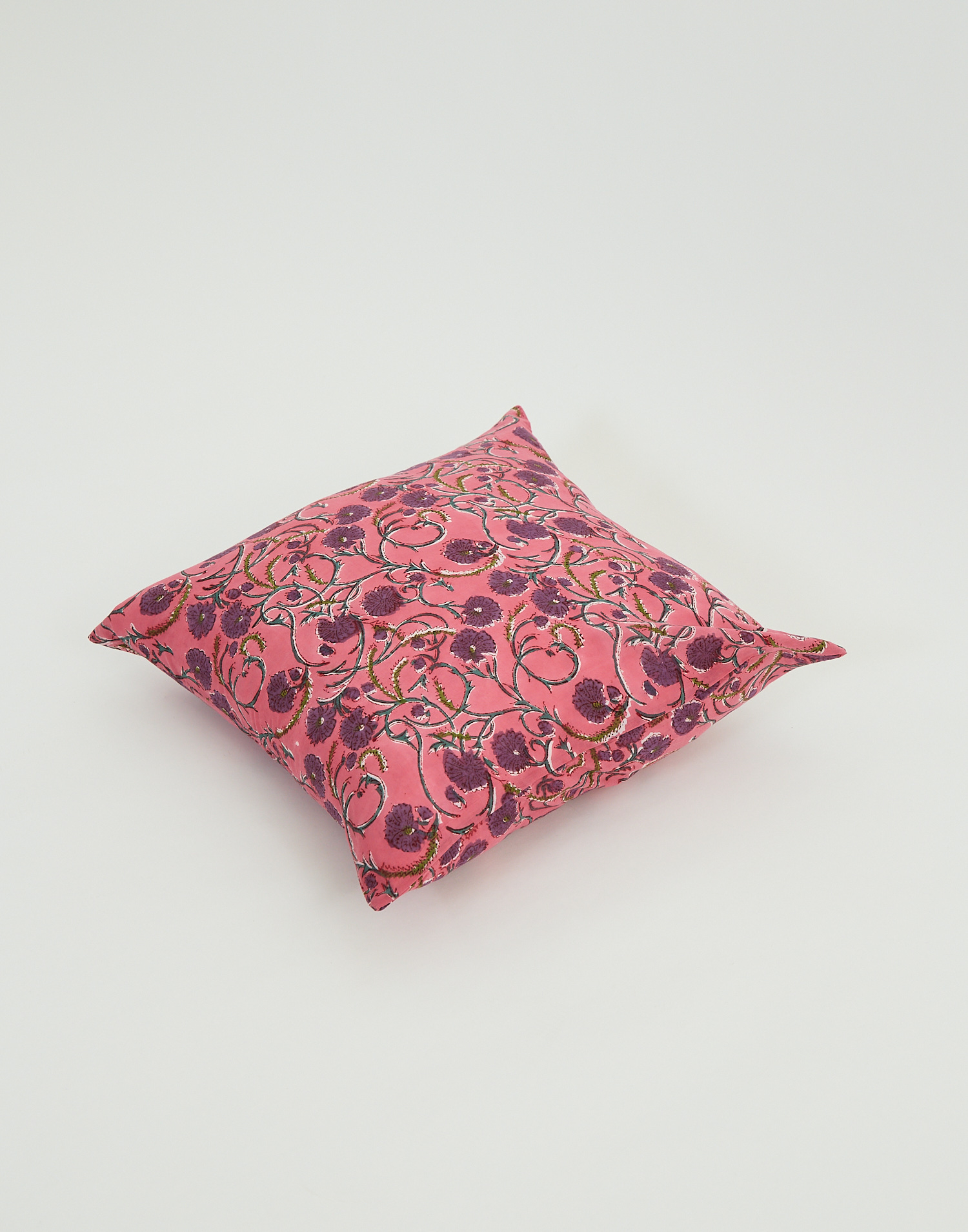 Indian print cushion cover 45x45
