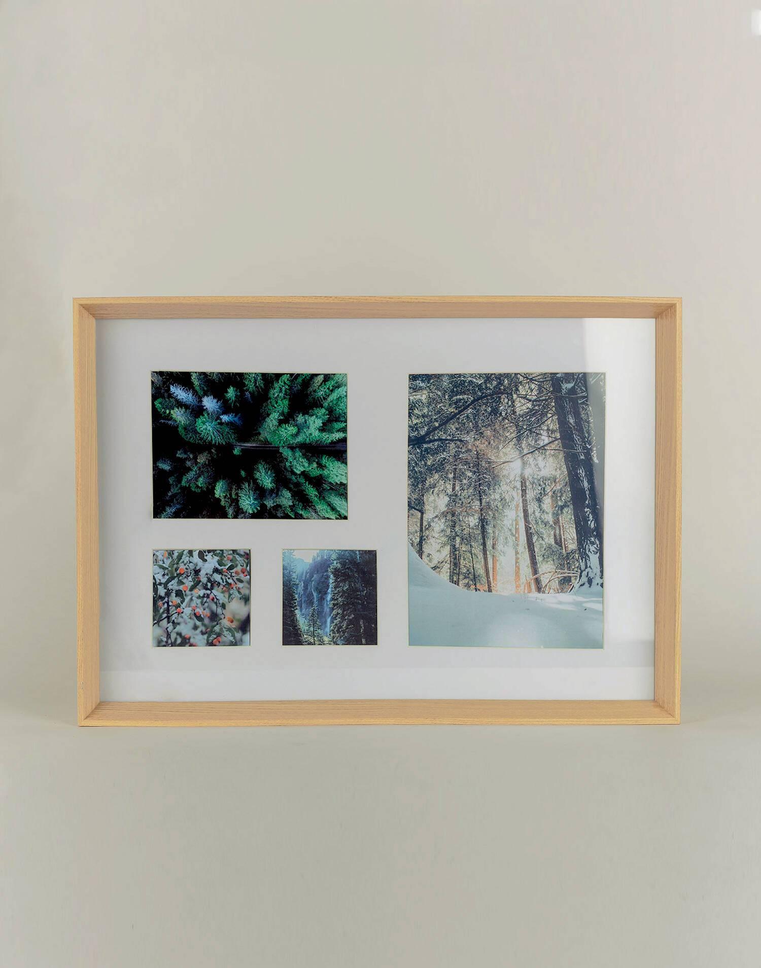 4 photo frame