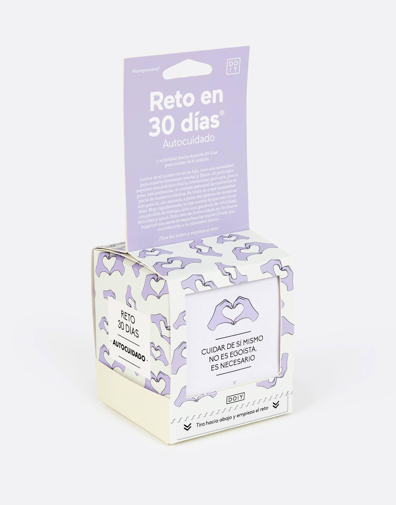 Reto 30 días auf spanisch