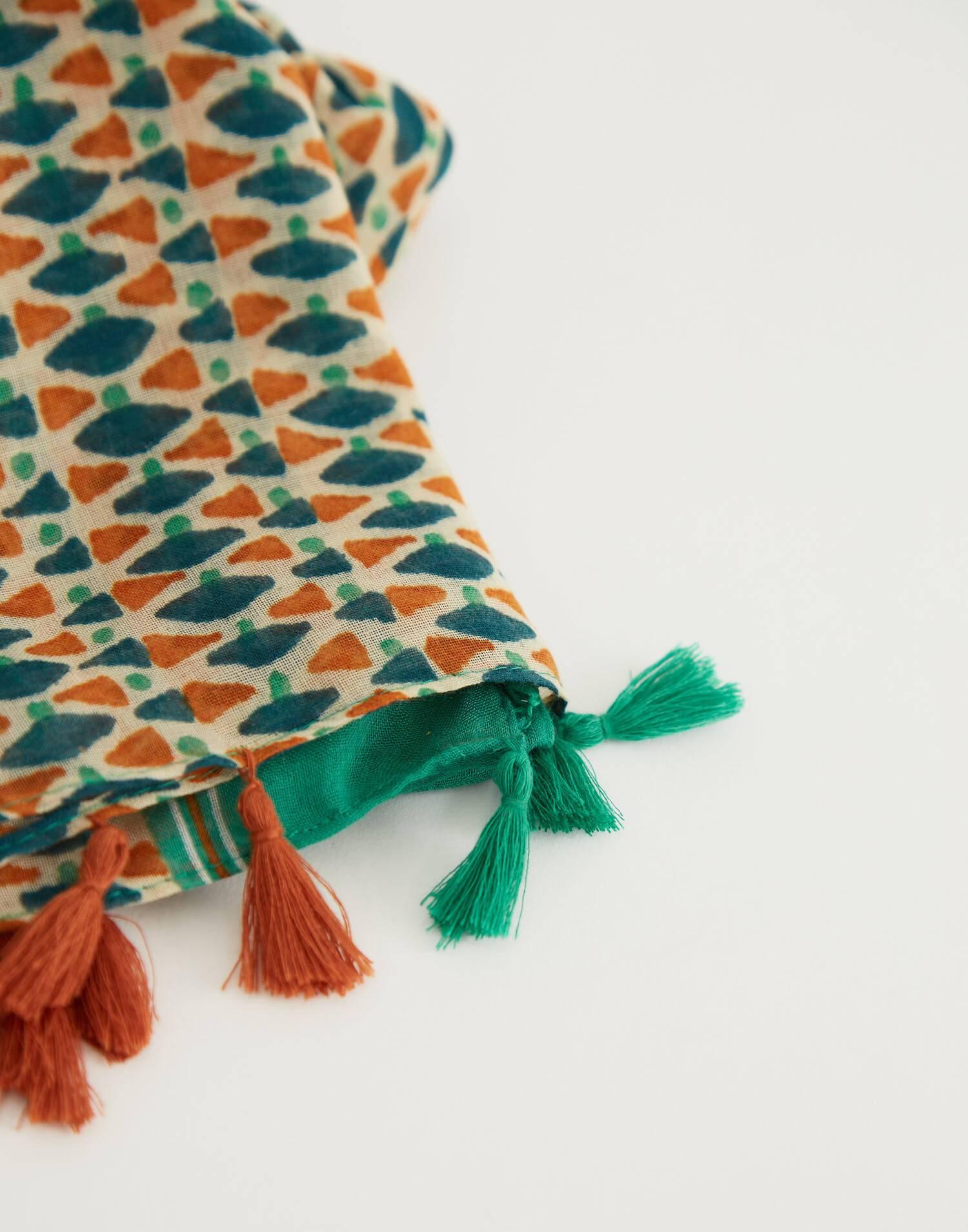 foulard motif