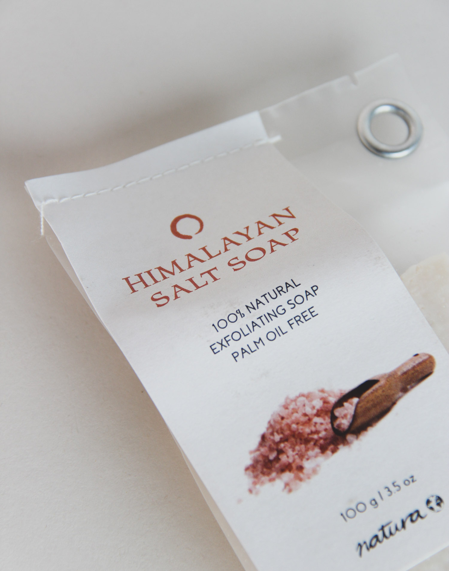 Himalayan salt hand soap