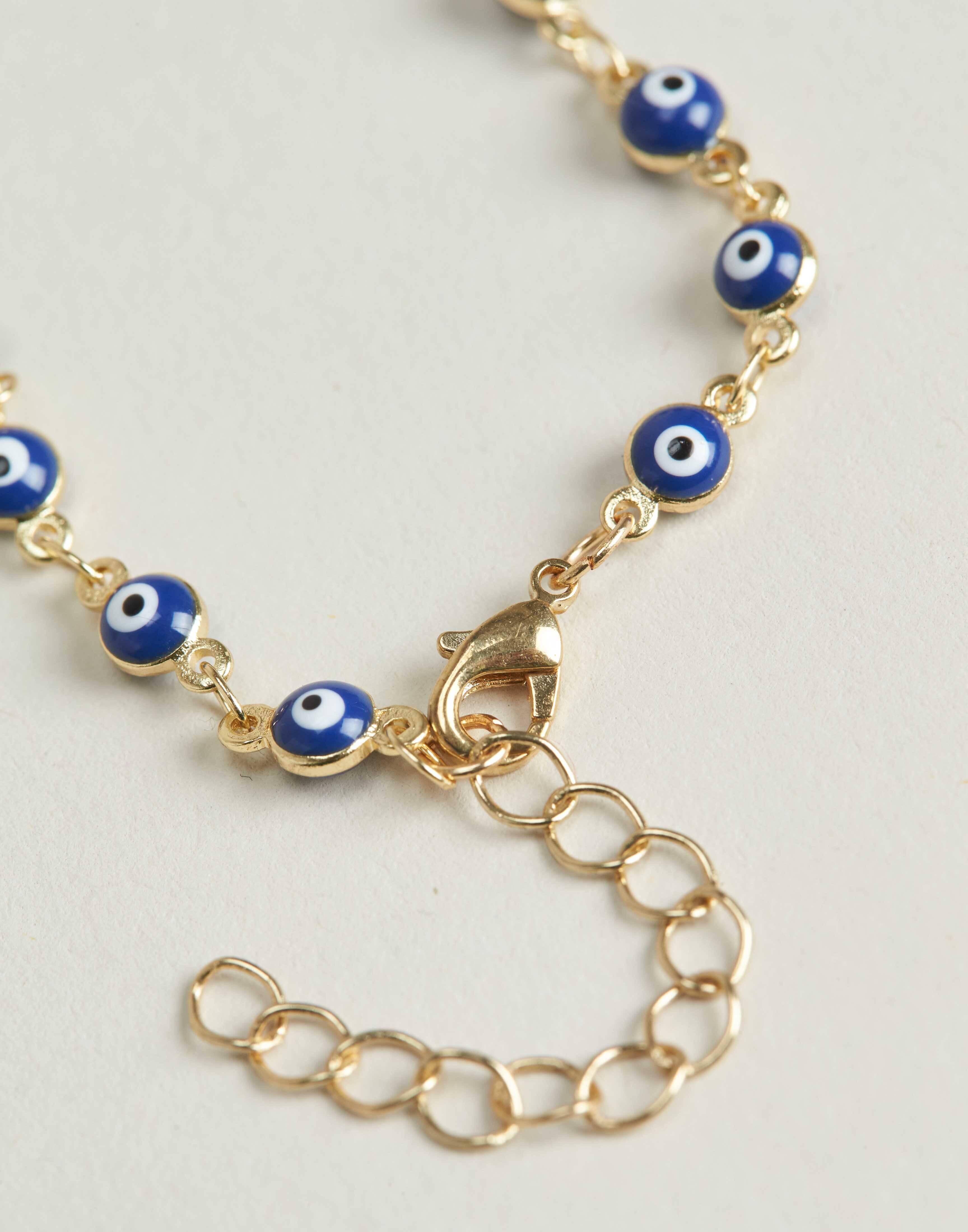 Turkish eyes bracelet