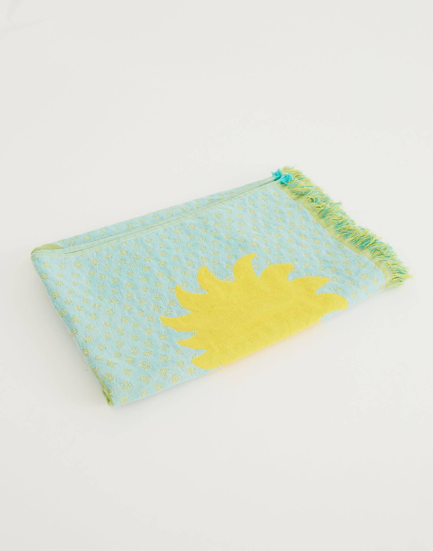 jacquard towel pareo