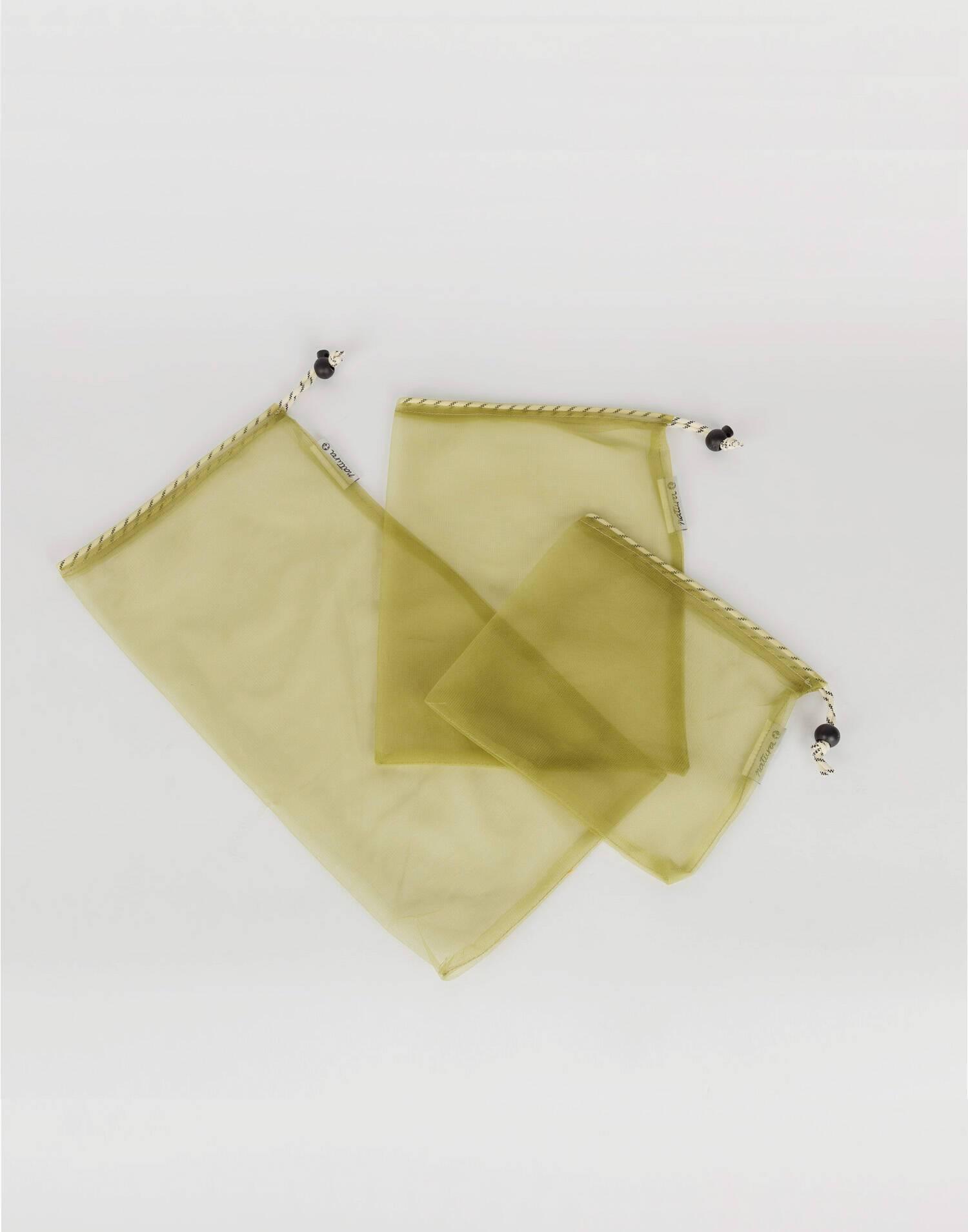 Set 3 bolsas compra no plastic