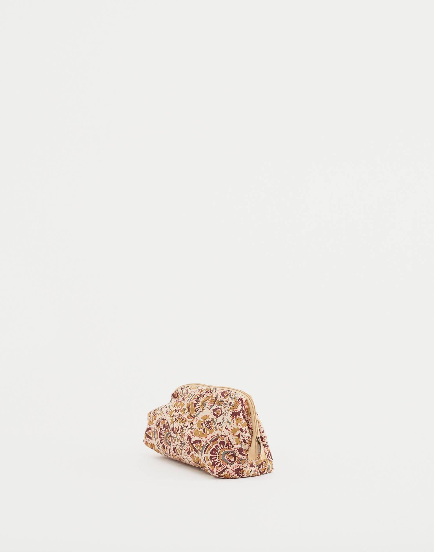 Trousse indienne coton