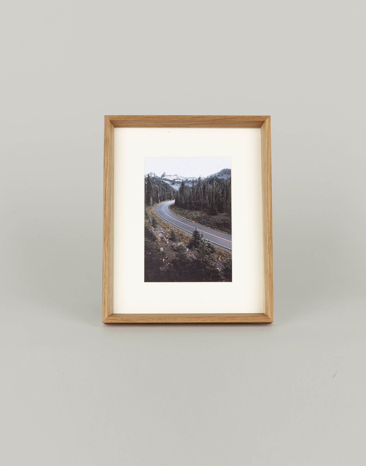 Oak photo frame 13 x 18 cm