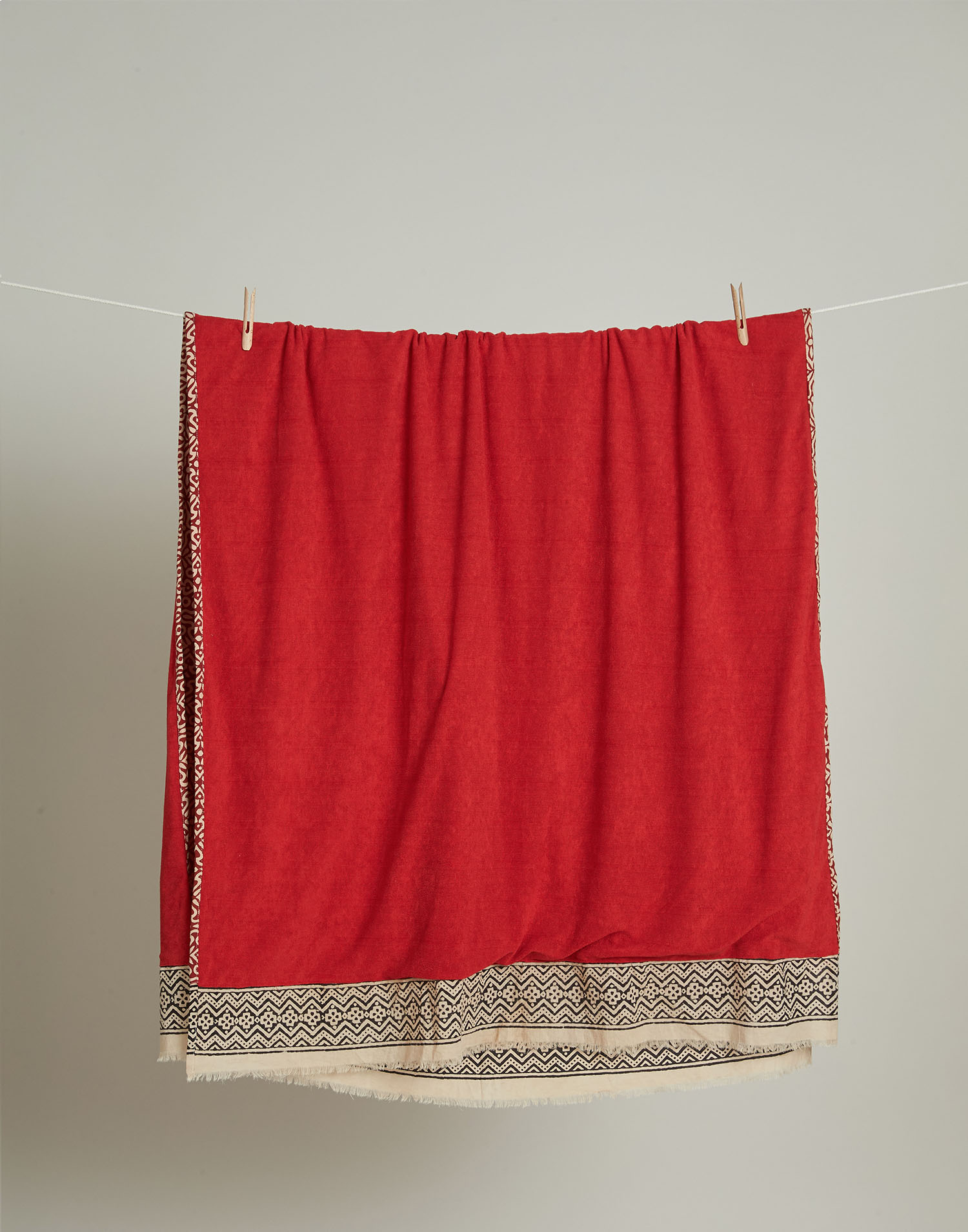Pareo toalla geométrico indi