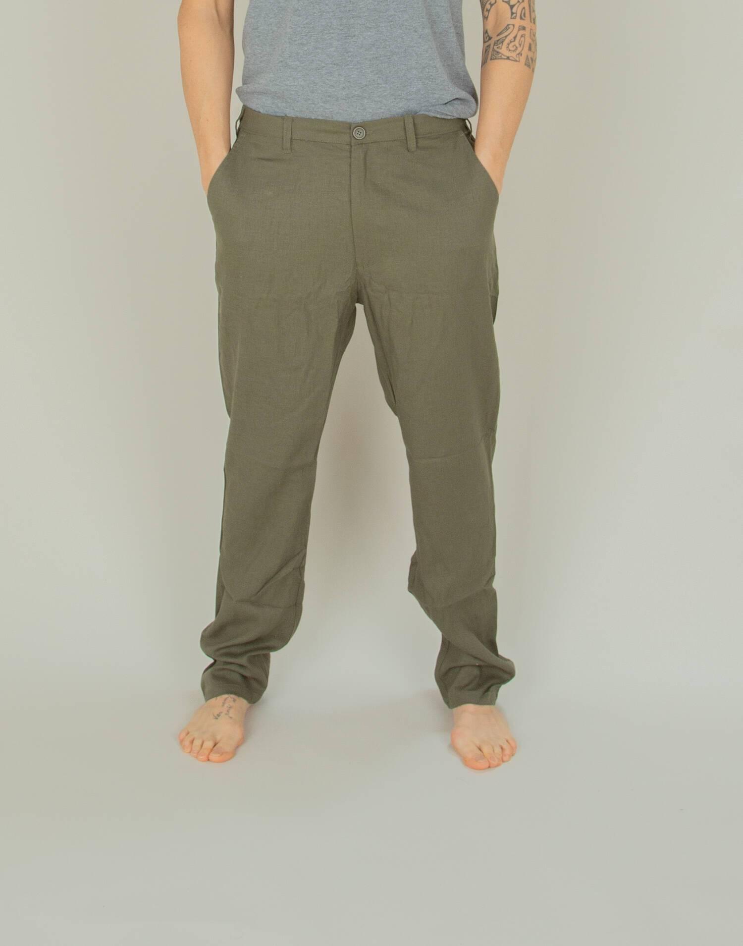 Men linen pants