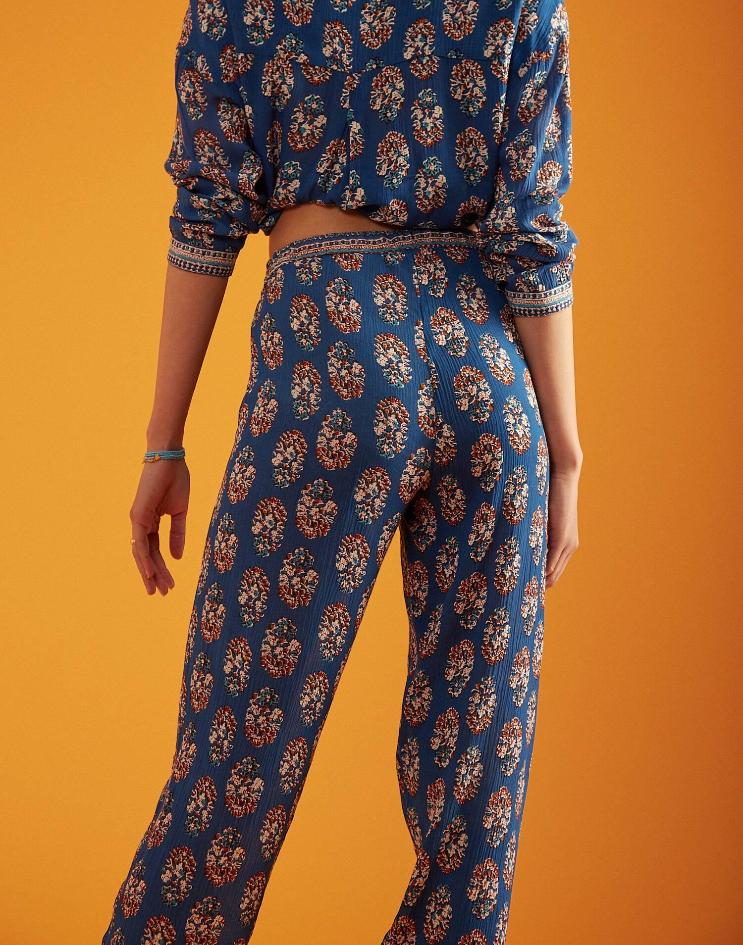 Pantalon indi viscosa