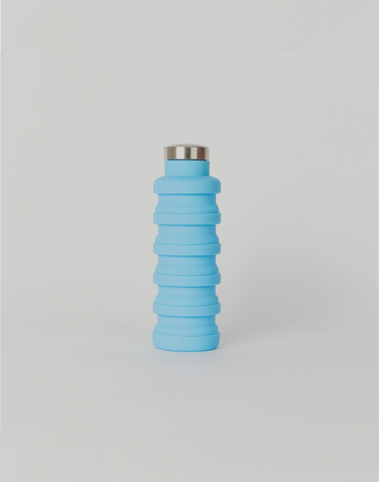 Silicone folding bottle 500ml