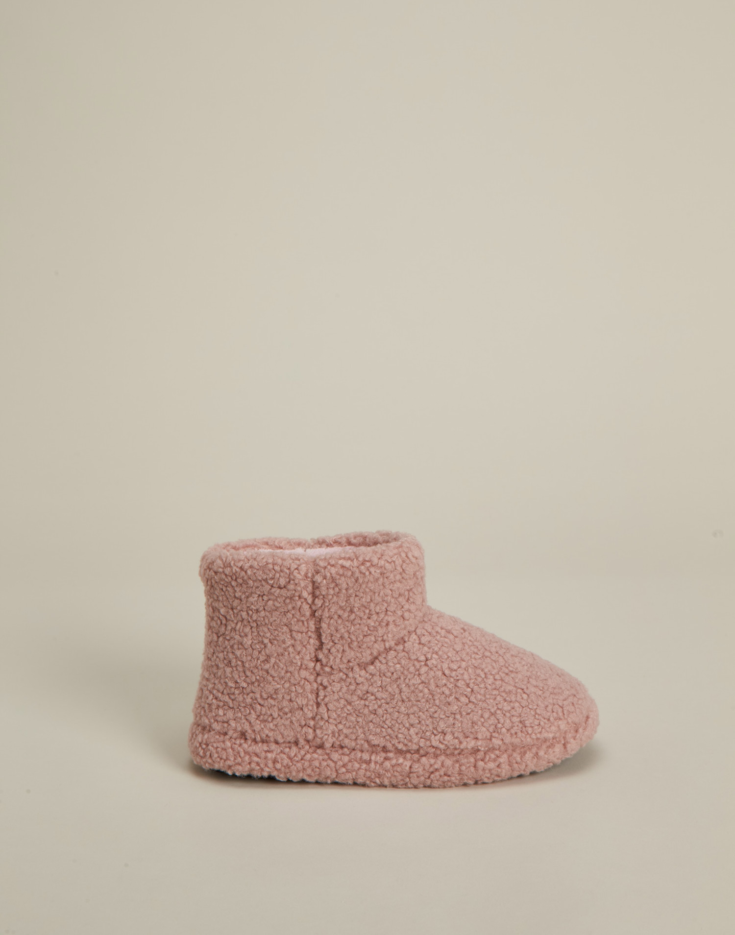Fleece boot