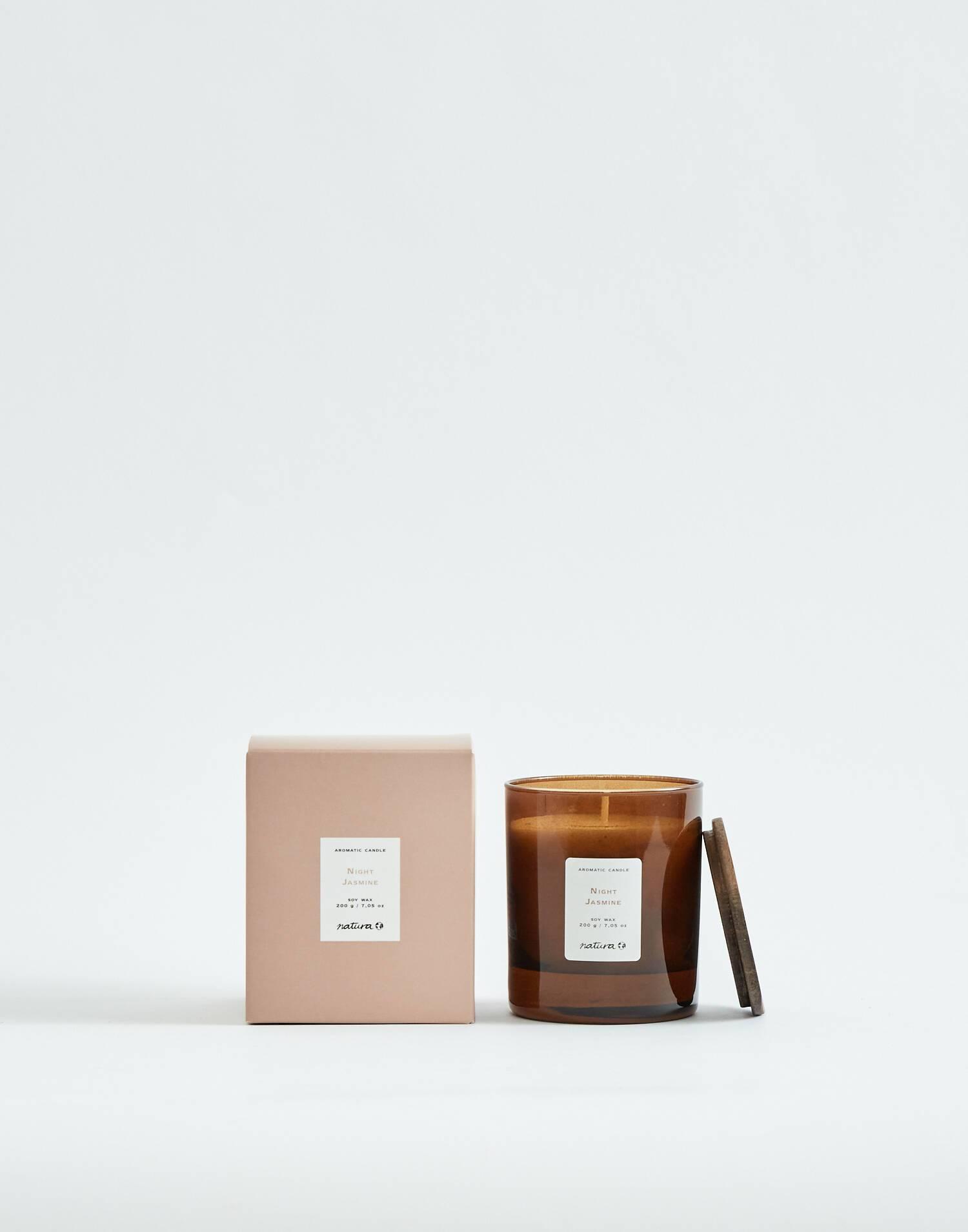 Vela de soja perfumada 200gr