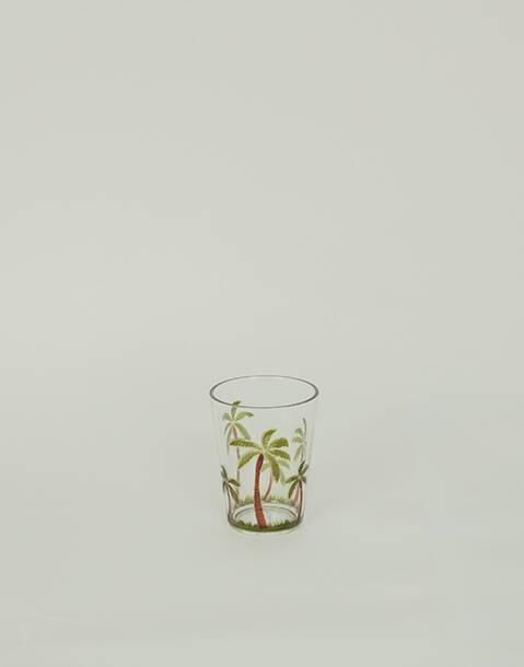 Vaso palmeras pequeño