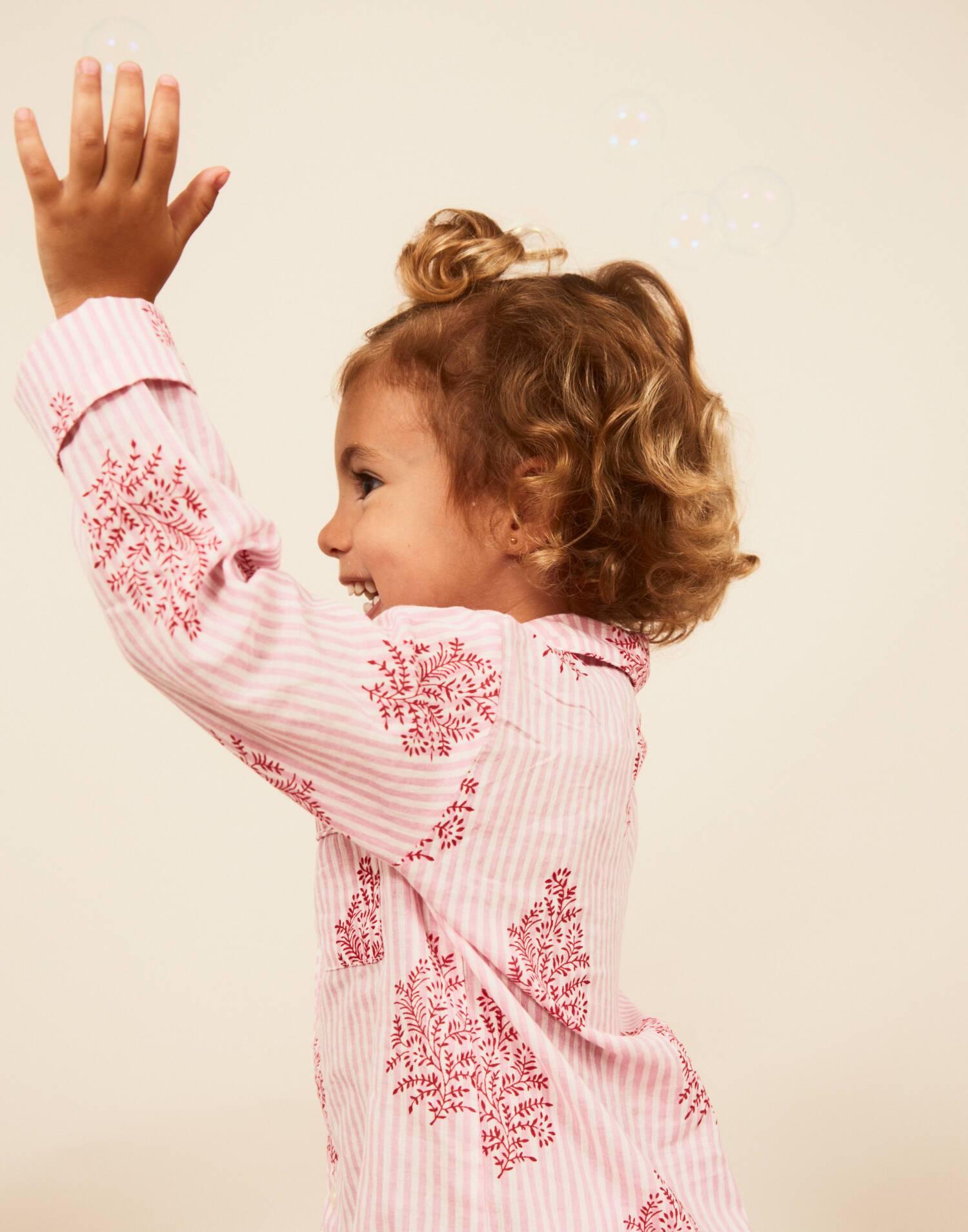 Set pijama print indio