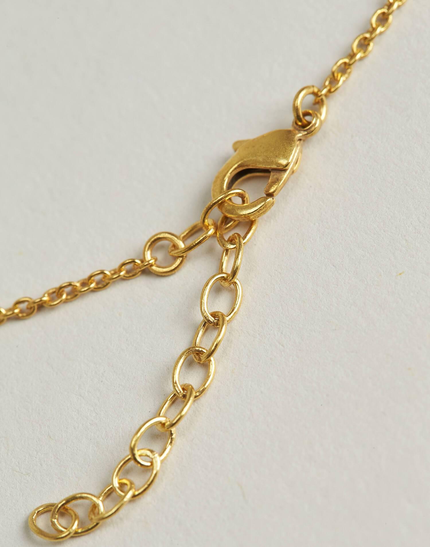 Gilded tortoise bracelet