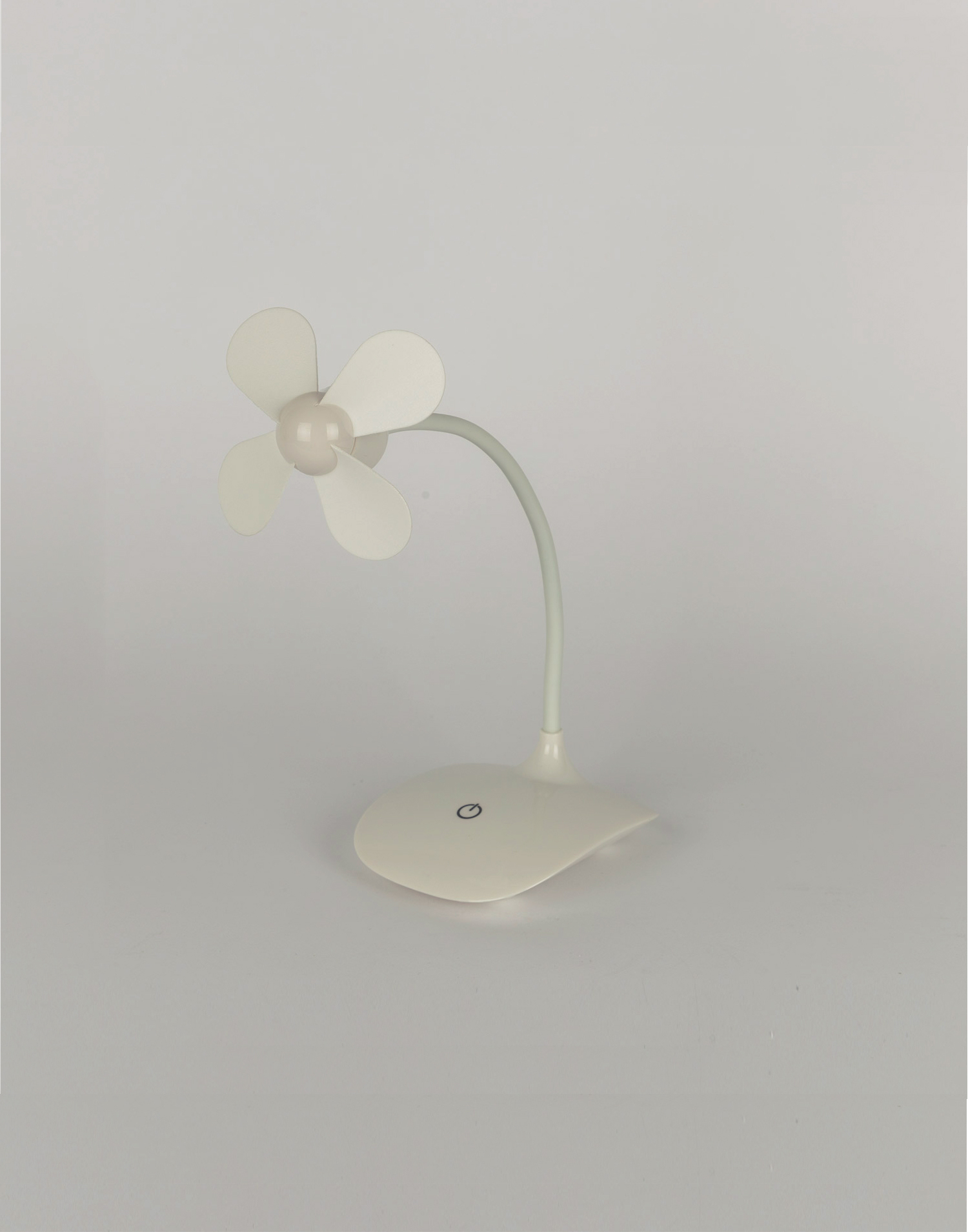 Tactile desktop fan