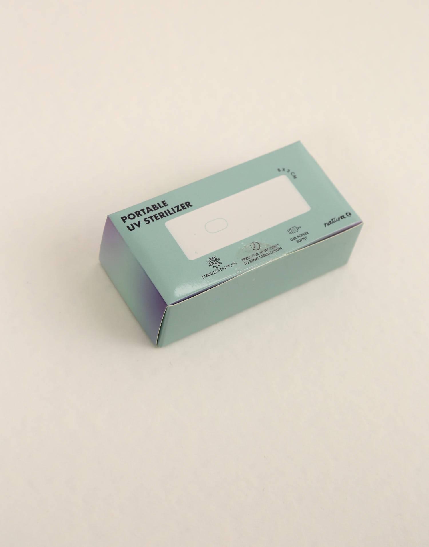 Lampada sterilizzatrice uv portatile