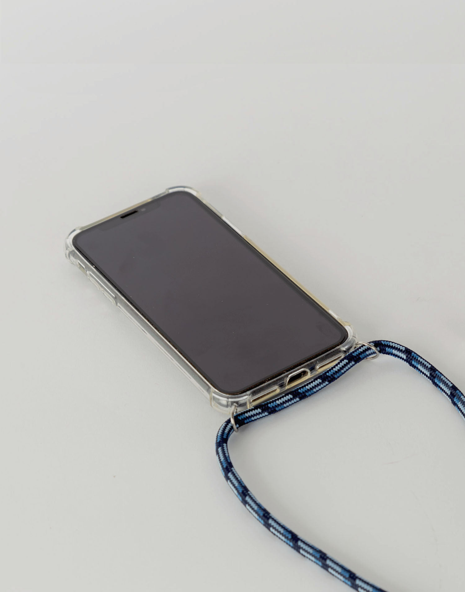 Funda con cordón iphone x