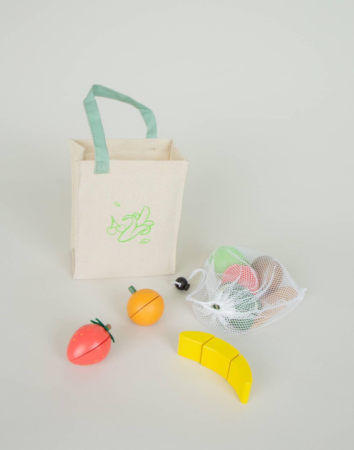 Kit pezzi frutta giocattolo