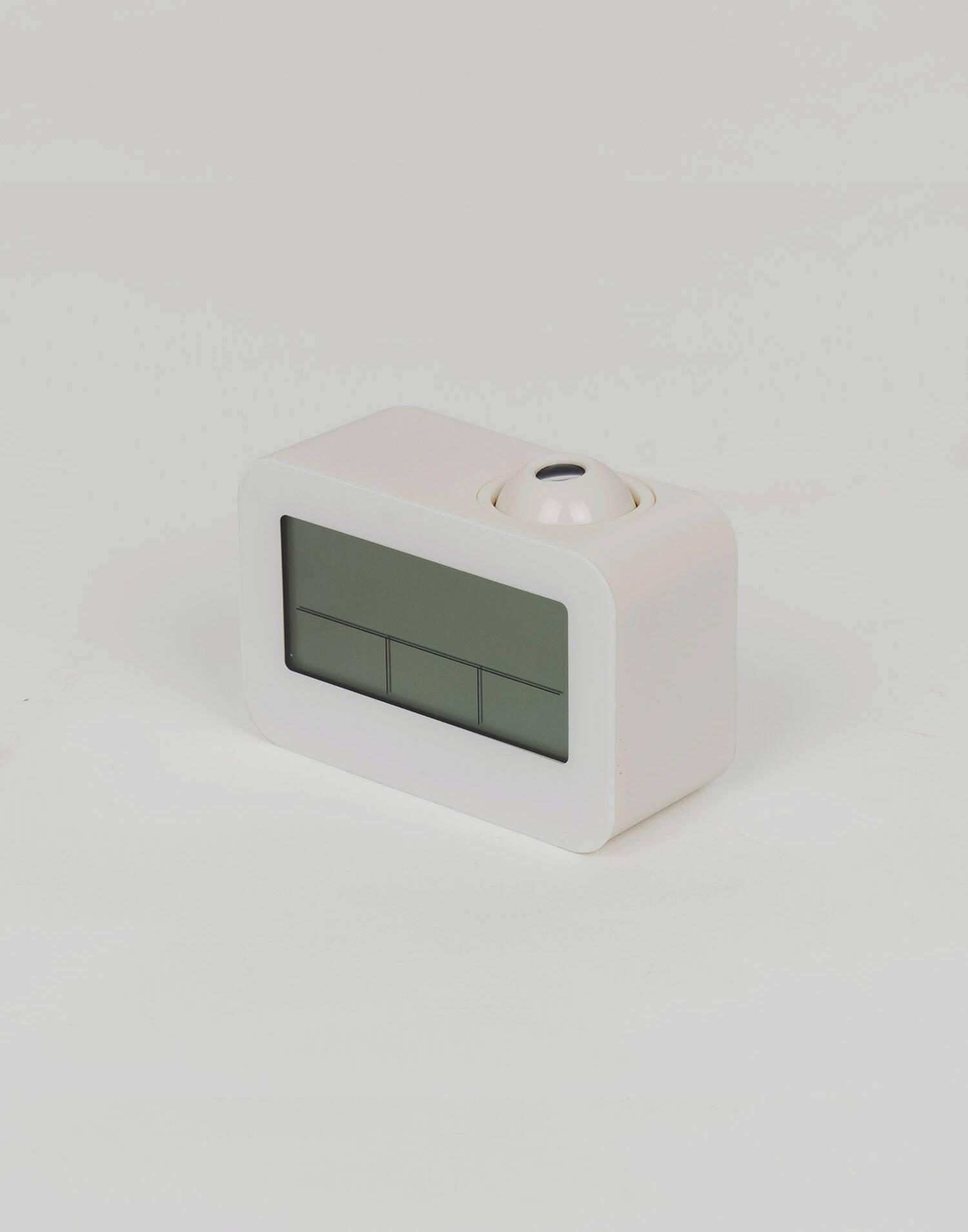 Orologio sveglia proiettore tetto
