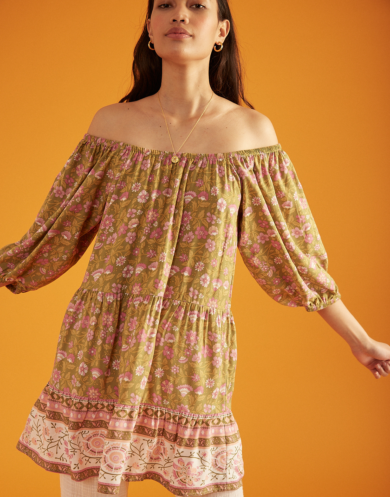 vestito corto multiposizione