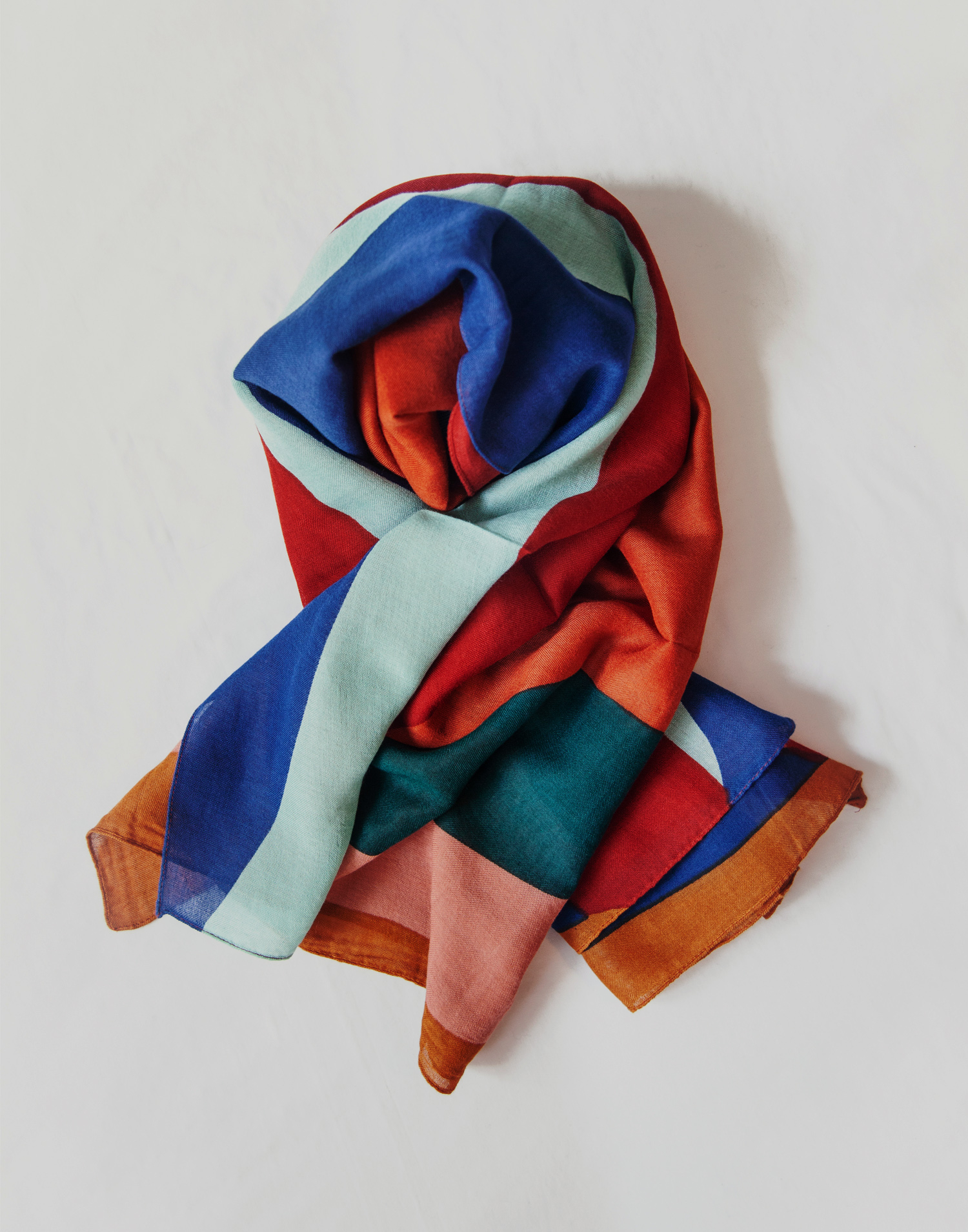 Solidary foulard against women's cancer 3rd. edition