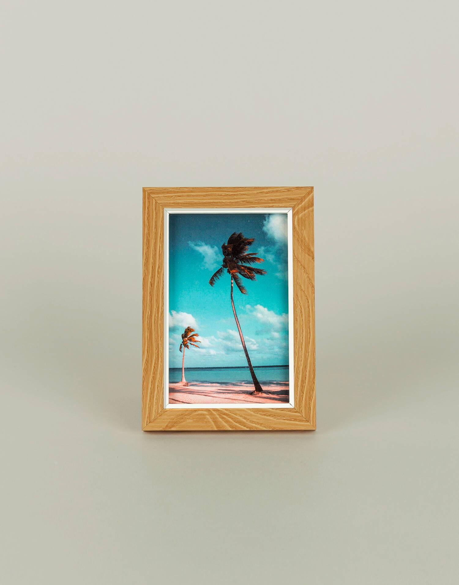 White trim photo frame 10*15