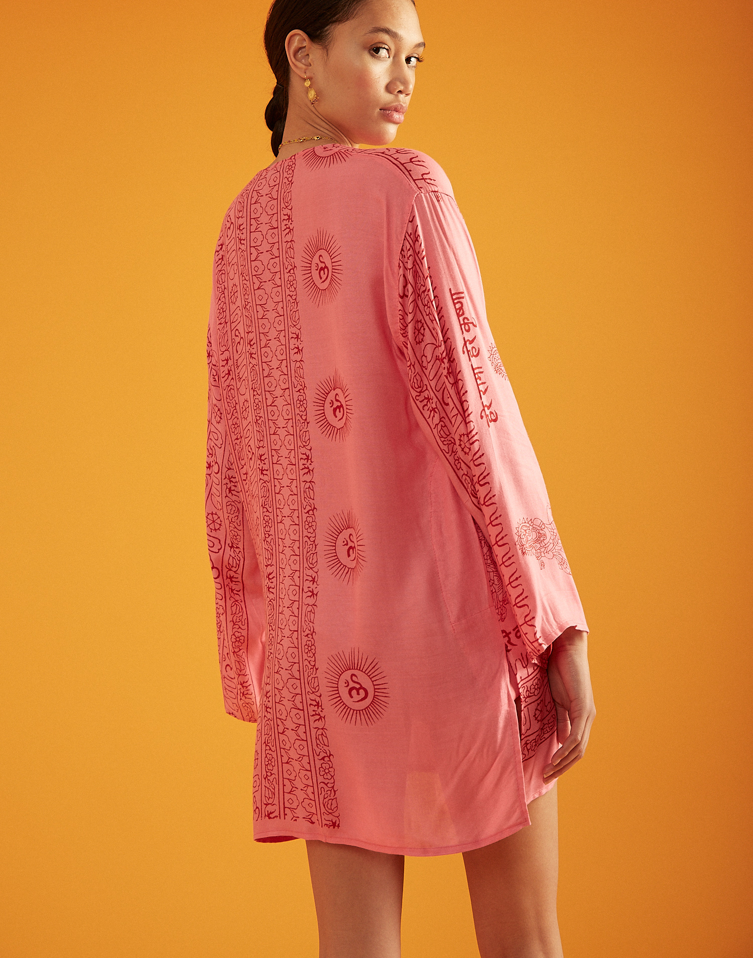 Sanskriti tunic dress