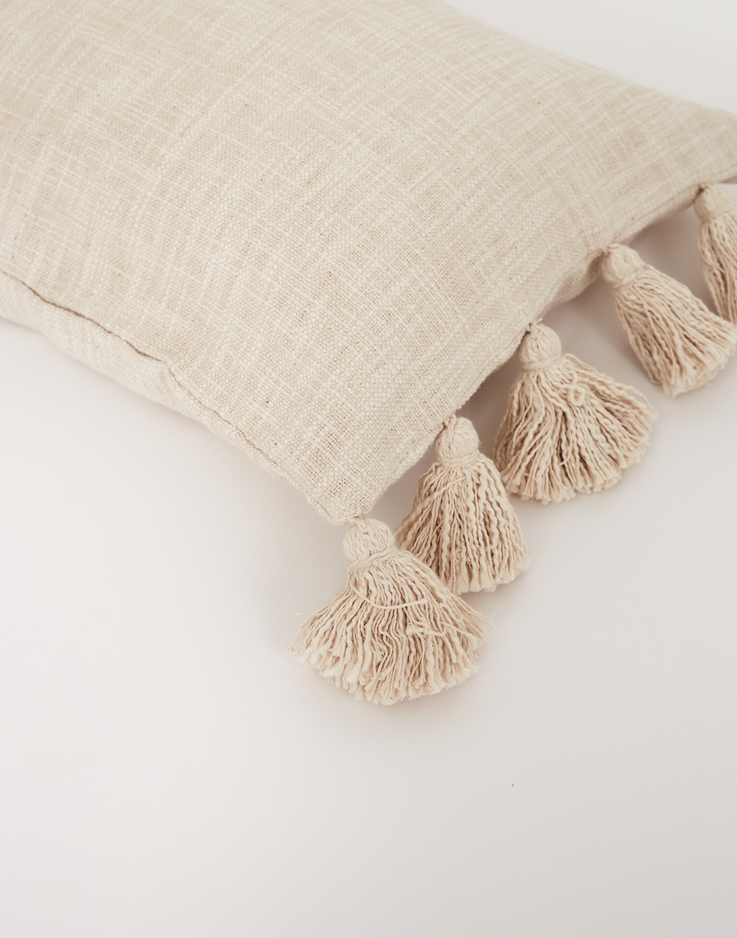 Tassels cushion cover 40*60