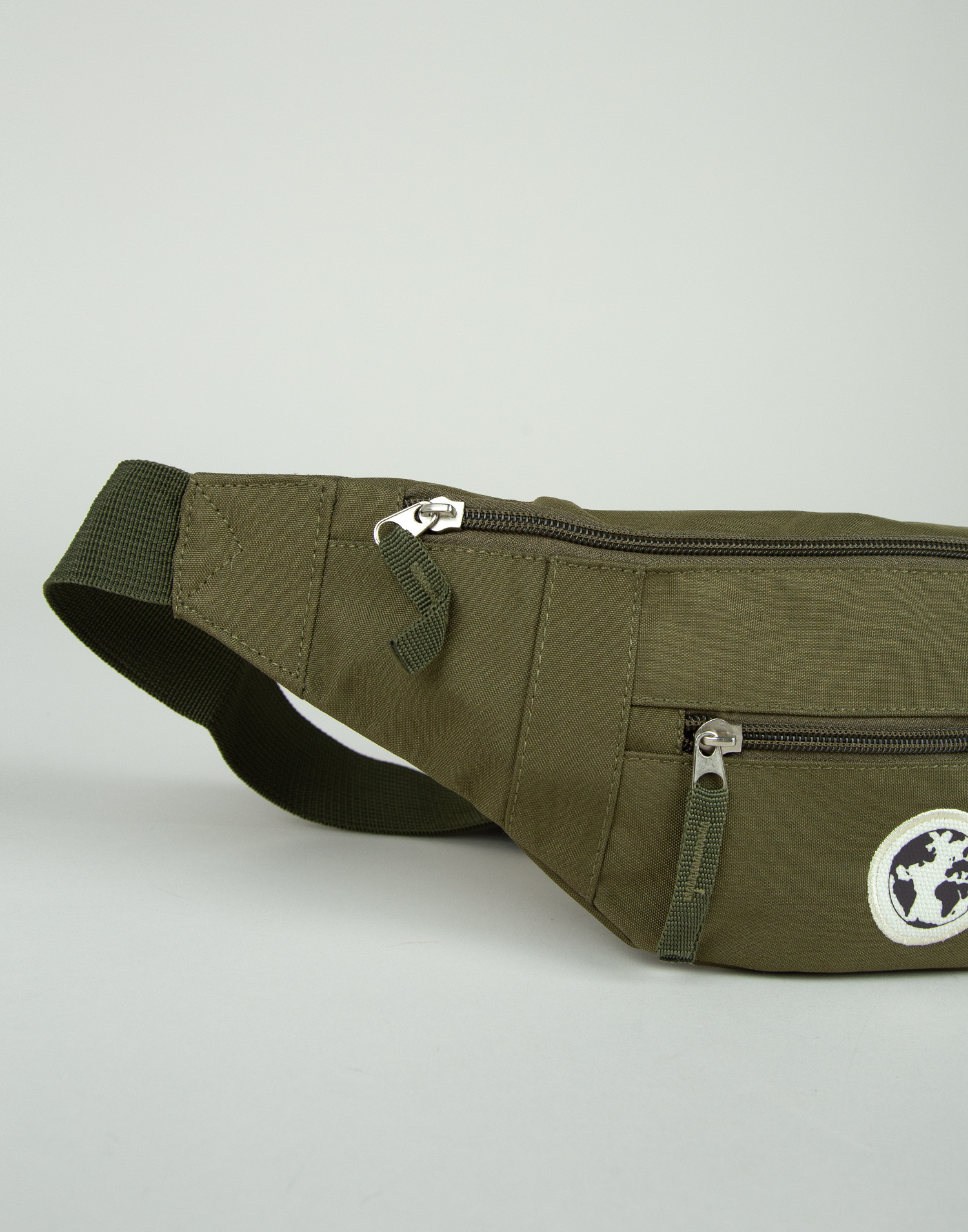 2 pockets belt bag