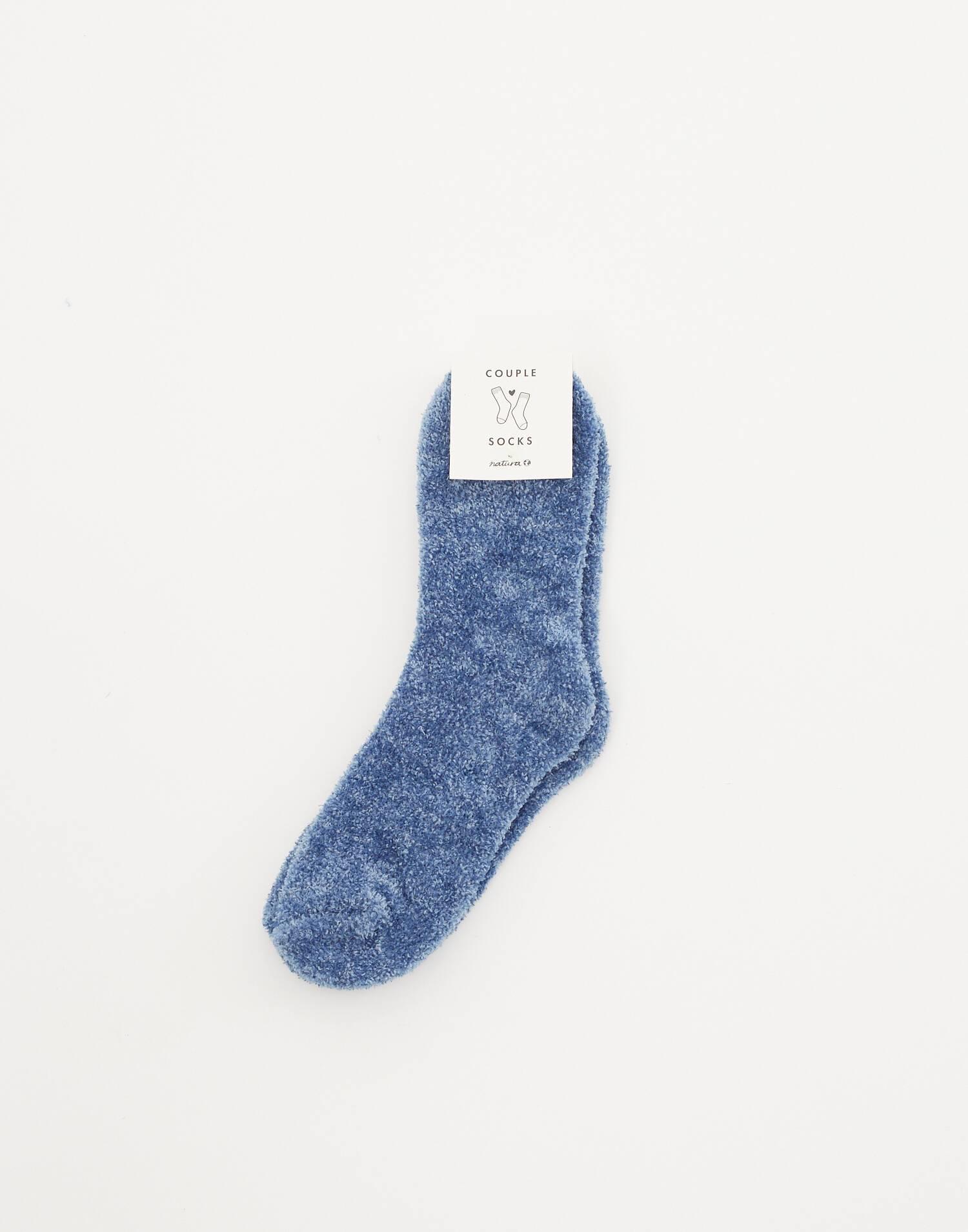 Thick knit socks
